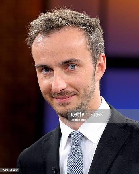 Jan BOEHMERMANN TVEntertainer and Comedian