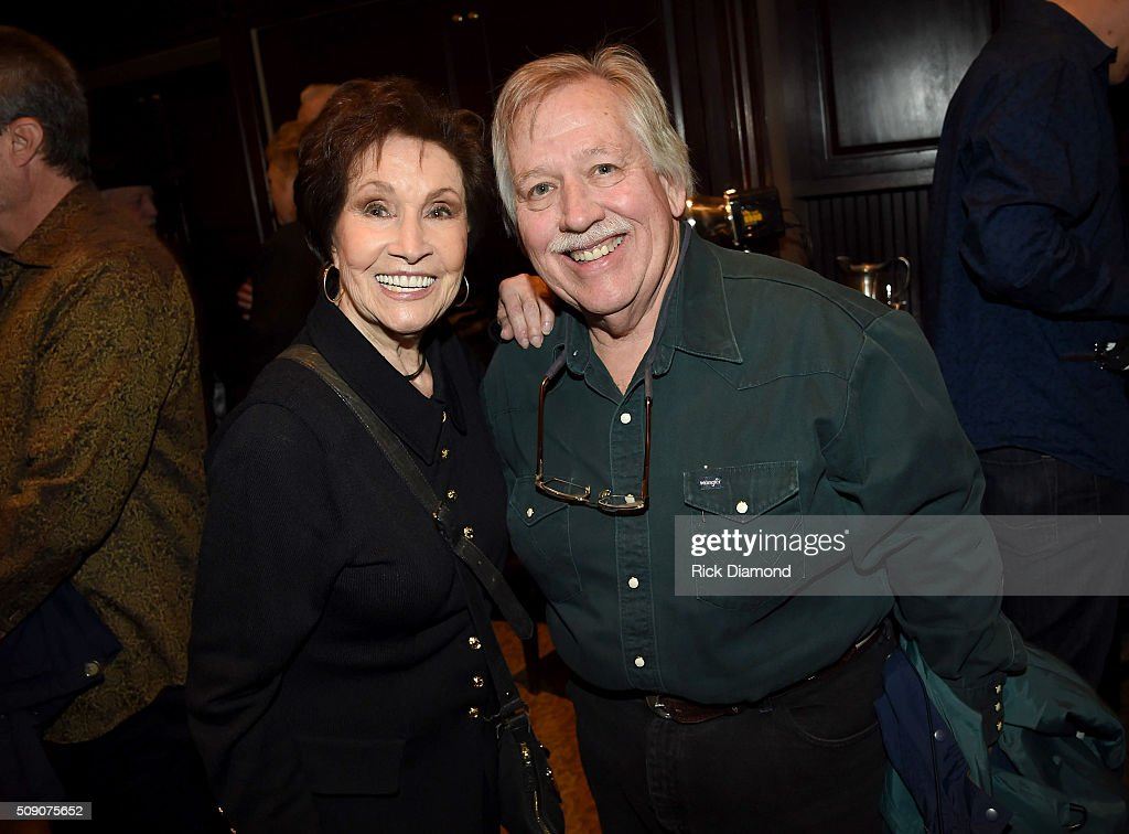 Jan Howard and <a gi-track='captionPersonalityLinkClicked' href=/galleries/search?phrase=John+Conlee&family=editorial&specificpeople=1980243 ng-click='$event.stopPropagation()'>John Conlee</a> attend the 2nd Annual Legendary Lunch presented by Webster Public Relations and CMA at The Palm Restaurant on February 8, 2016 in Nashville, Tennessee.
