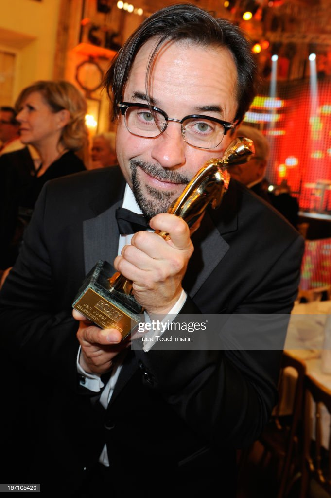 Jan Josef Liefers attends the 'Romy Award 2013 - Afterparty' at Hofburg Vienna on April 20, 2013 in Vienna, Austria.