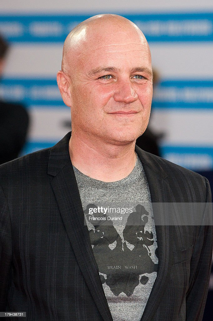 <a gi-track='captionPersonalityLinkClicked' href=/galleries/search?phrase=Jan+Kounen&family=editorial&specificpeople=2332762 ng-click='$event.stopPropagation()'>Jan Kounen</a> arrives at the premiere of the film 'Very Good Girls' during the 39th Deauville American Film Festival on September 3, 2013 in Deauville, France.