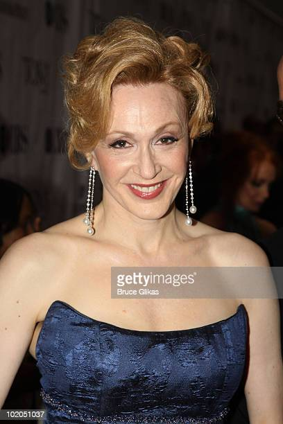 Jan Maxwell attends the 64th Annual Tony Awards at Radio City Music Hall on June 13 2010 in New York City