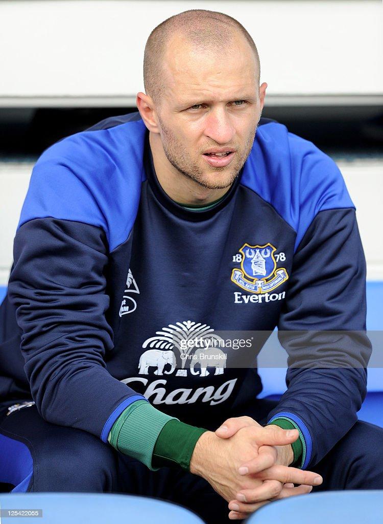 Everton FC Squad Profiles