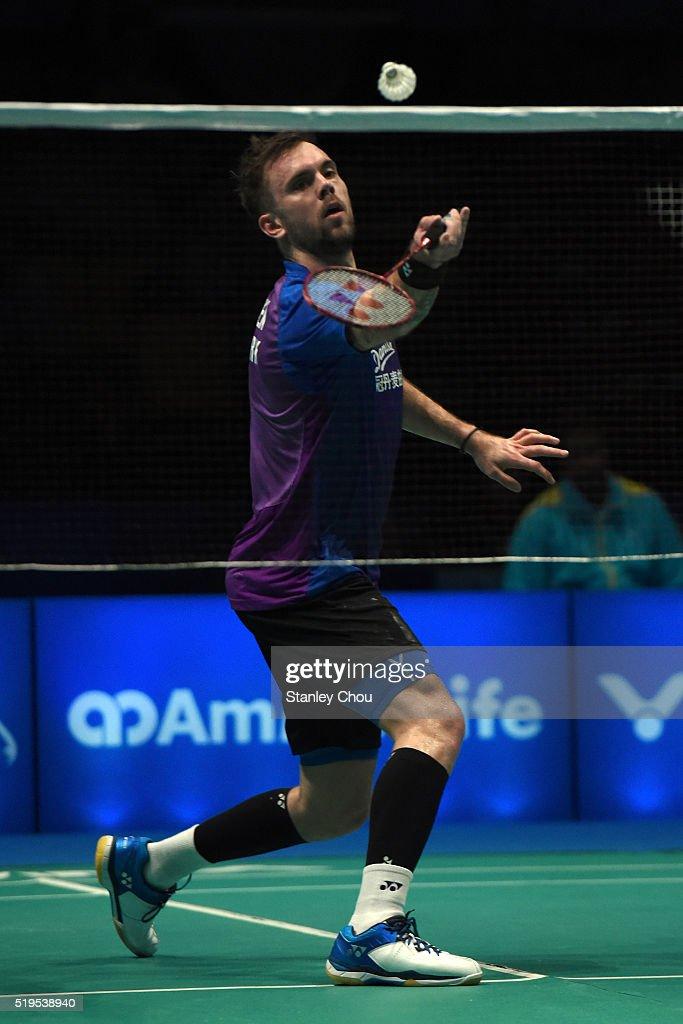 Denmark open super series badminton : November in new york movie