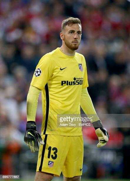 Jan Oblak Atletico Madrid goalkeeper