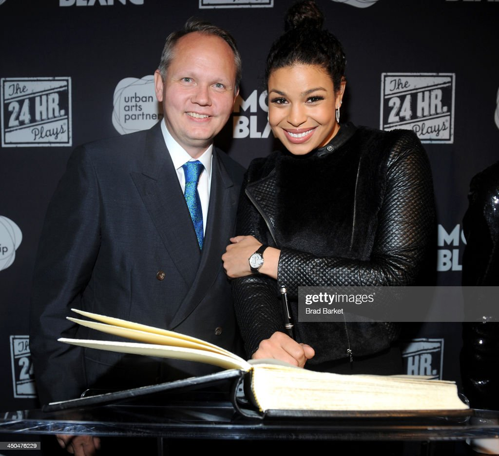 Montblanc Presents The 13th Annual 24 Hour Plays On Broadway - After Party