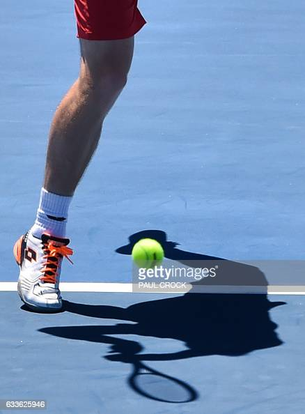 TENNIS-DAVIS-AUS-CZECH : News Photo
