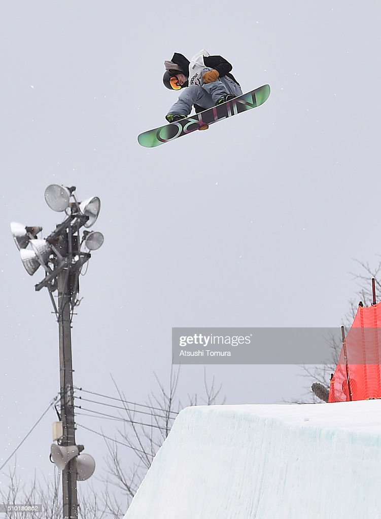 <a gi-track='captionPersonalityLinkClicked' href=/galleries/search?phrase=Jan+Scherrer&family=editorial&specificpeople=7154785 ng-click='$event.stopPropagation()'>Jan Scherrer</a> of Switzerland competes in the Men's Halfpipe during the FIS Snowboard World Cup at Sapporo Bankei Ski Area on February 14, 2016 in Sapporo, Japan.