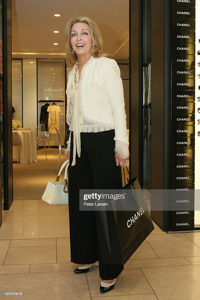 Jan Showers attends the Jamee Gregory Book Signing Event at Chanel Boutique Dallas on December 2, 2010 in Dallas, Texas.