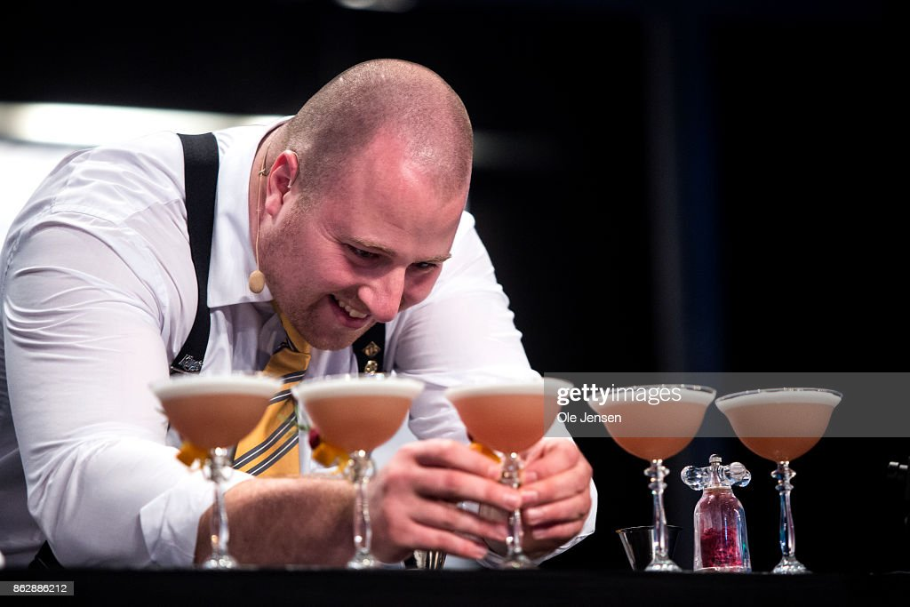 World Cocktail Championship 2017 In Copenhagen
