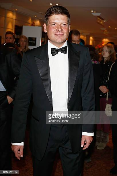 Jan Ullrich attends Audi Generation Award 2013 on October 19 2013 in Munich Germany