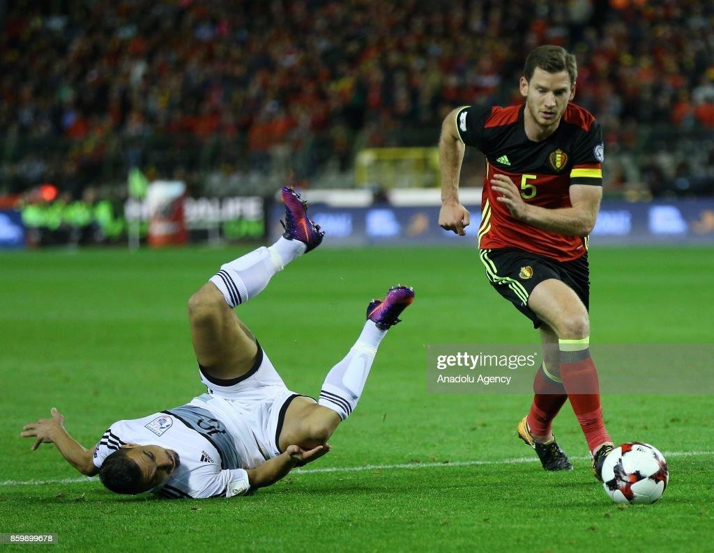 Belgium v Greek Cypriot national team FIFA 2018 World Cup