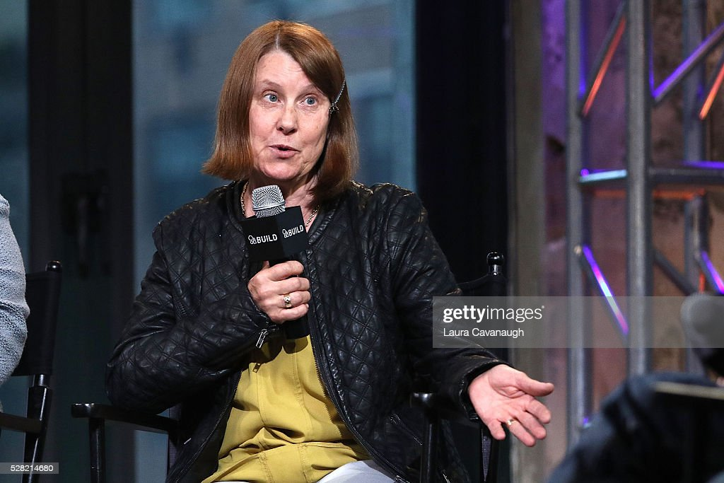 Jan Vokes attends AOL Build Speaker Series at AOL Studios In New York on May 4, 2016 in New York City.