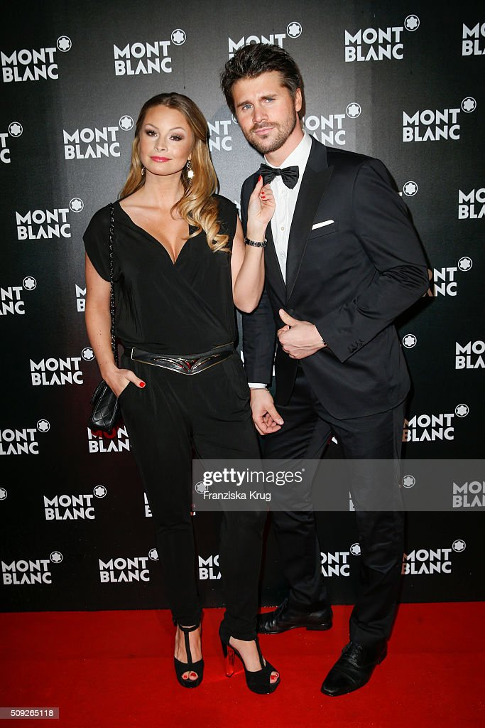Jana Kilka with handsome, attractive, Boyfriend Thore Schölermann