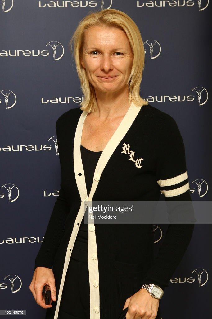 Martina Navratilova Hosts Party At The Westbury Mayfair Hotel