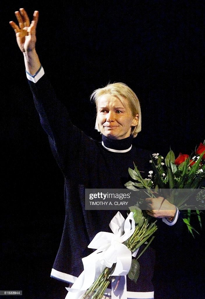 Jana Novotna Dies At 49