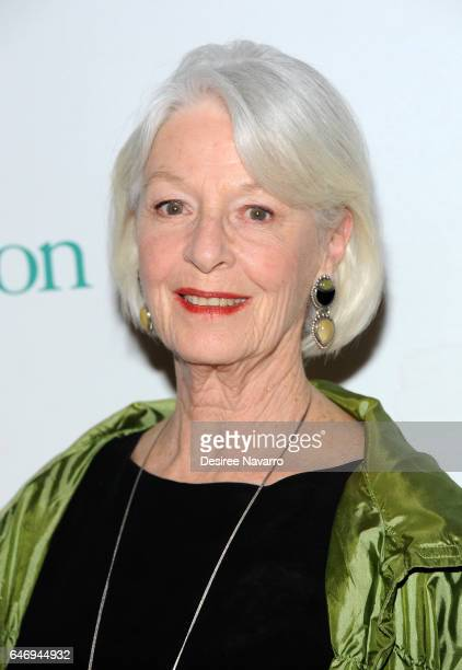 Jane Alexander attends the 2017 Audubon Gala at Gotham Hall on March 1 2017 in New York City