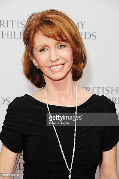 Jane Asher attends the British Academy Children's Awards at The Roundhouse on November 22 2015 in London England