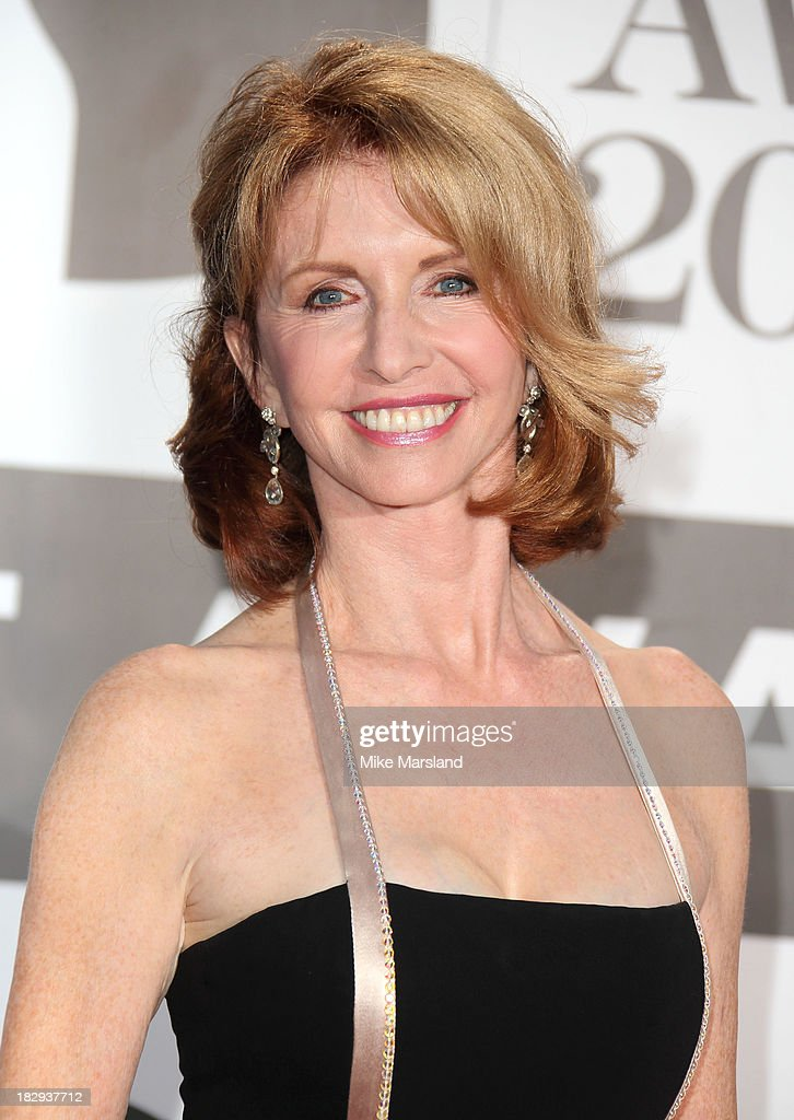 Jane Asher attends the Classic BRIT Awards 2013 at Royal Albert Hall on October 2, 2013 in London, England.