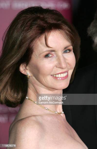 Jane Asher during Great Briton Awards 2006 Arrivals at Guildhall in London United Kingdom