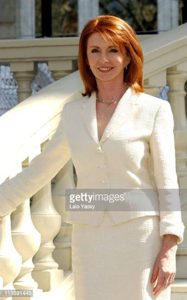 Jane Asher during 'Tirant lo Blanc' Madrid Photocall at Ritz Hotel in Madrid Spain
