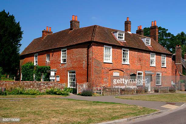 Jane Austen's House Chawton Hampshire