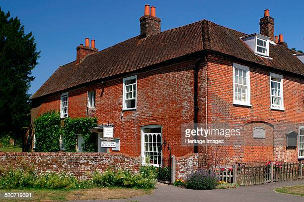 Jane Austen's House Hampshire England