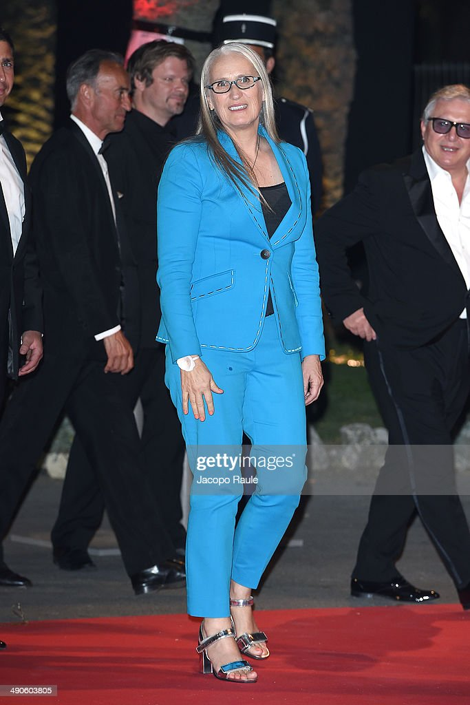 <a gi-track='captionPersonalityLinkClicked' href=/galleries/search?phrase=Jane+Campion&family=editorial&specificpeople=616530 ng-click='$event.stopPropagation()'>Jane Campion</a> arrives at the after party for 'Grace of Monaco' on day 1 of the 67th Annual Cannes Film Festival on May 15, 2014 in Cannes, France.