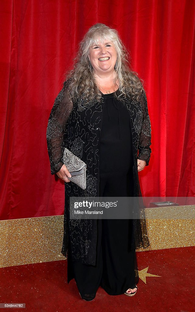 Jane Cox attends the British Soap Awards 2016 at Hackney Empire on May 28, 2016 in London, England.