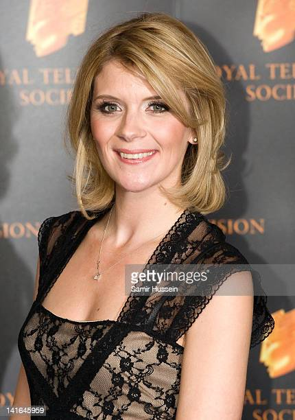 Jane Danson arrives for the RTS Programme Awards 2012 at the Grosvenor House Hotel on March 20 2012 in London England