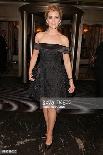 Jane Danson attending the TV Choice Awards 2016 on September 5 2016 in London England