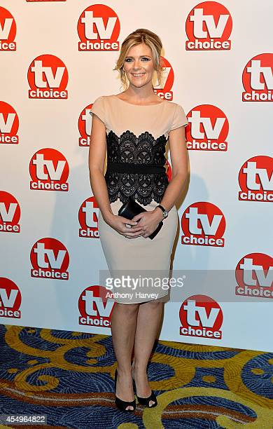Jane Danson attends the TV Choice Awards 2014 at London Hilton on September 8 2014 in London England