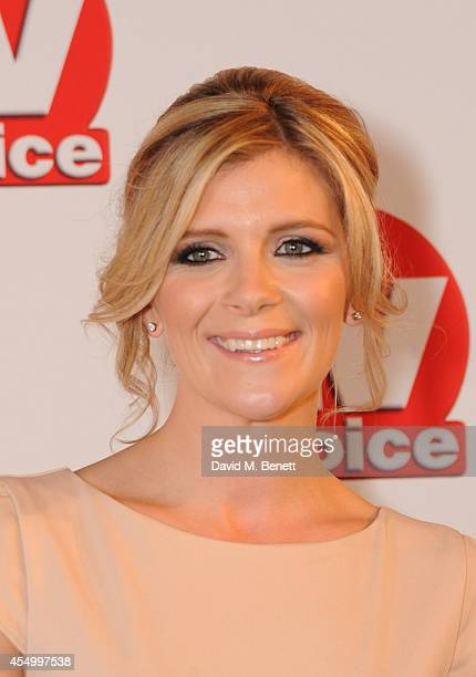 Jane Danson attends the TV Choice Awards 2014 at the London Hilton on September 8 2014 in London England