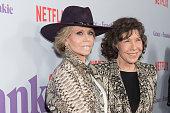 "Premiere Of Netflix's ""Grace And Frankie"" Season 4 -..."