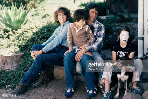 Jane Fonda with Family Pictures | Getty Images