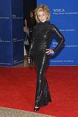 Jane Fonda attends the 101st Annual White House Correspondents' Association Dinner at the Washington Hilton on April 25 2015 in Washington DC