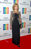 Jane Fonda attends the 2014 Kennedy Center Honors Gala Dinner at the US Department of State on December 6 2014 in Washington DC