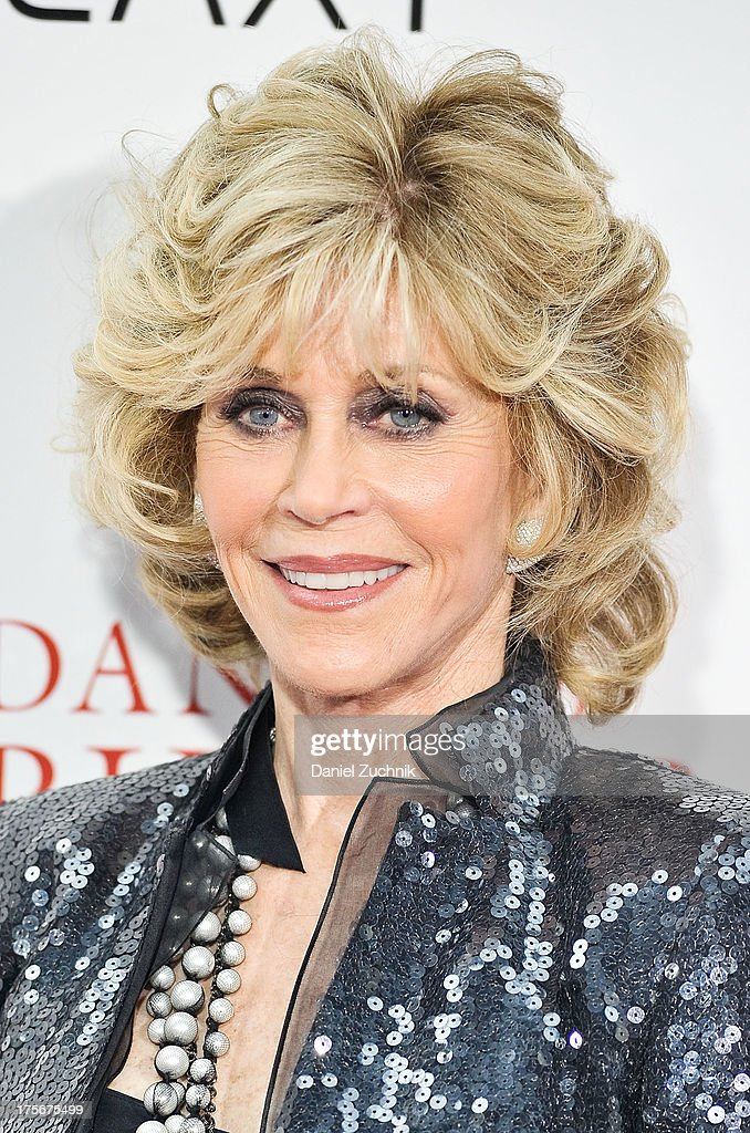 <a gi-track='captionPersonalityLinkClicked' href=/galleries/search?phrase=Jane+Fonda&family=editorial&specificpeople=202174 ng-click='$event.stopPropagation()'>Jane Fonda</a> attends 'The Butler' New York Premiere at Ziegfeld Theater on August 5, 2013 in New York City.