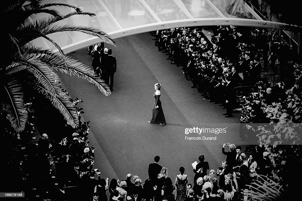 Jane Fonda attends the 'Inside Llewyn Davis' Premiere during the 66th Annual Cannes Film Festival at Palais des Festivals on May 19, 2013 in Cannes, France.
