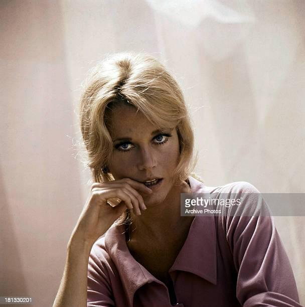 Jane Fonda in publicity portrait circa 1972
