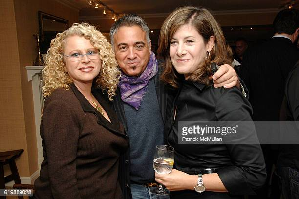 Jane Genesi Gerald Tolomeo and Lisa Ontiveros attend Kickoff Party for HOLIDAY HOUSE to Benefit The Greater NYC Affiliate of SUSAN G KOMEN for THE...