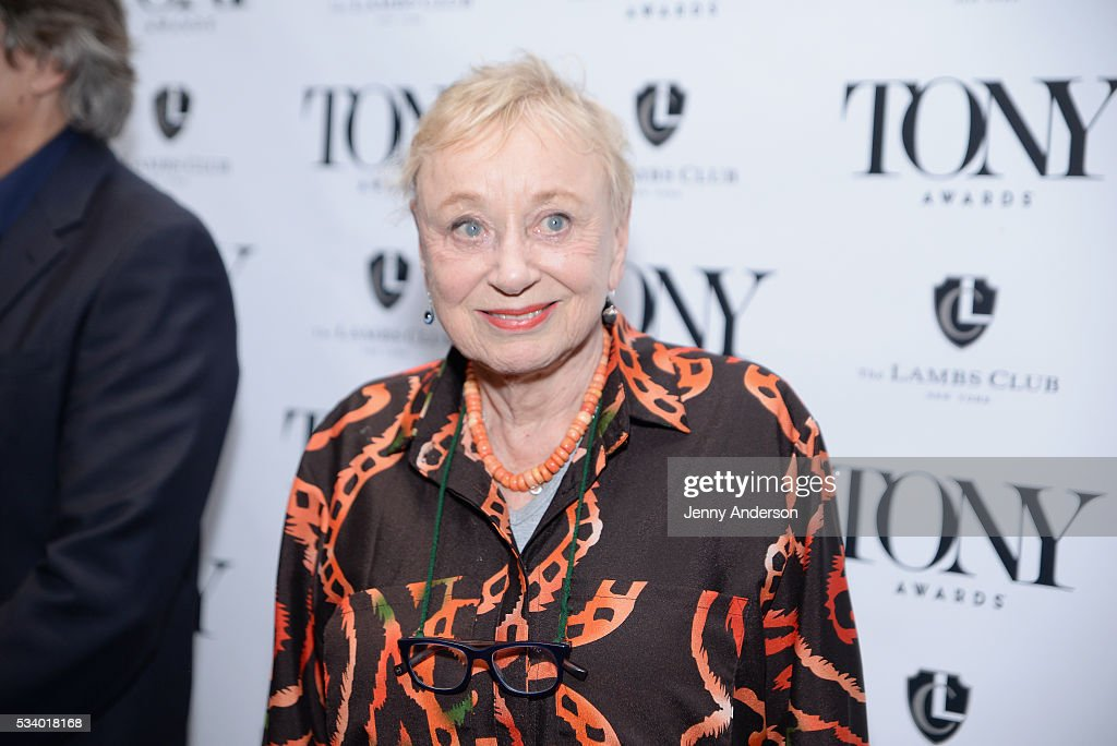 Jane Greenwood arrives at A Toast To The 2016 Tony Awards Creative Arts Nominees at The Lambs Club on May 24, 2016 in New York City.