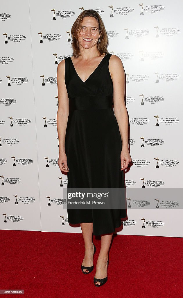 Jane Hartwell attends the 2014 International 3D and Advanced Imaging Society's Creative Arts Awards at the Steven J. Ross Theatre, Warner Bros. Studios on January 28, 2014 in Burbank, California.