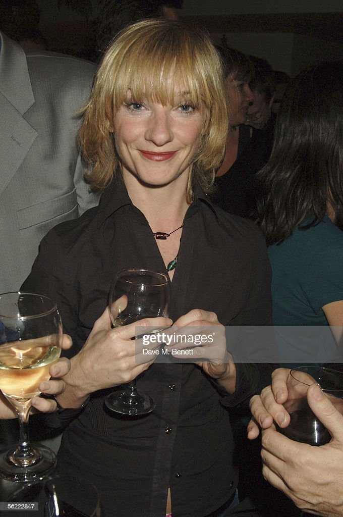 Jane Horrocks attends the aftershow party followlng the UK Premiere of 'Stoned,' at Century on November 17, 2005 in London, England. The British film chronicles the life and death of Rolling Stones co-founder Brian Jones, found drowned just weeks after being let go from the band.
