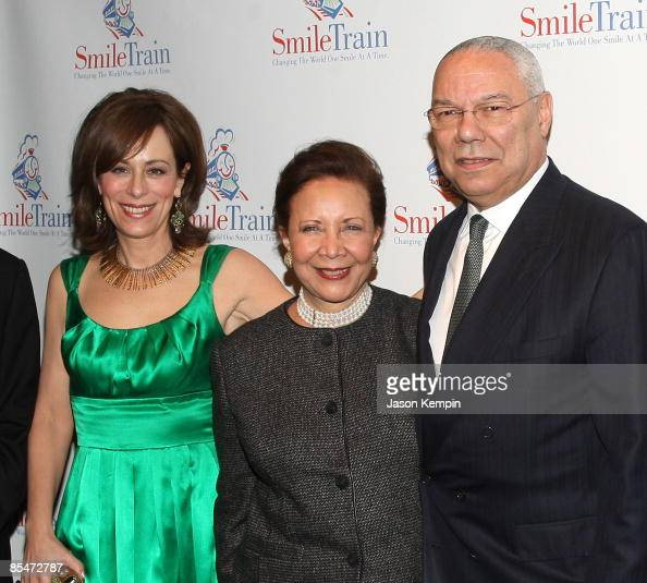 Jane Kaczmarek Alma Powell and...