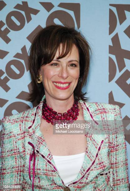 Jane Kaczmarek during 2005/2006 FOX Prime Time UpFront Arrivals in New York City New York United States