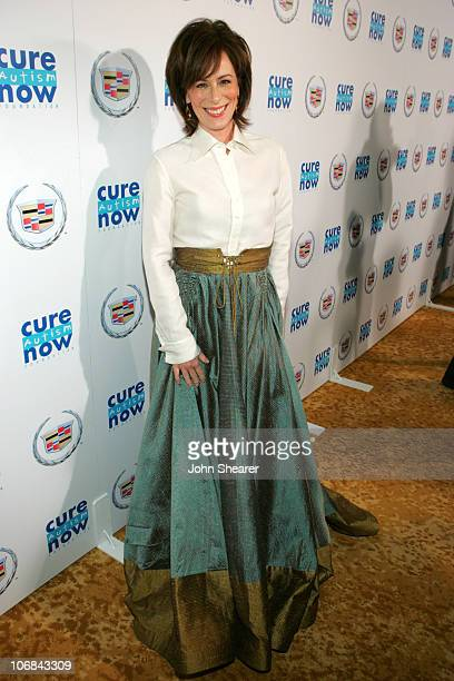 Jane Kaczmarek during Cure Autism Now's 10th Anniversary CAN DO Gala Presented by Cadillac Red Carpet in Los Angeles California United States