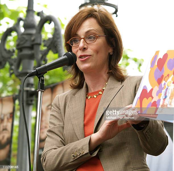 Jane Kaczmarek during The Screen Actors Guild Presents 'Premiere Literary Event' at The Grove in Los Angeles California United States