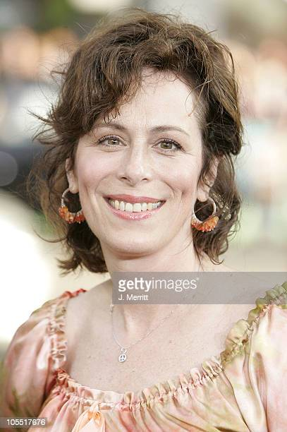 Jane Kaczmarek during 'The Sisterhood of the Traveling Pants' Los Angeles Premiere at Grauman's Chinese Theatre in Hollywood California United States
