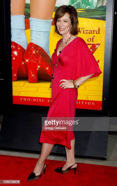 Jane Kaczmarek during 'The Wizard of Oz' Ruby Red Slipper DVD Gala Screening Arrivals at Academy Theatre in Beverly Hills California United States