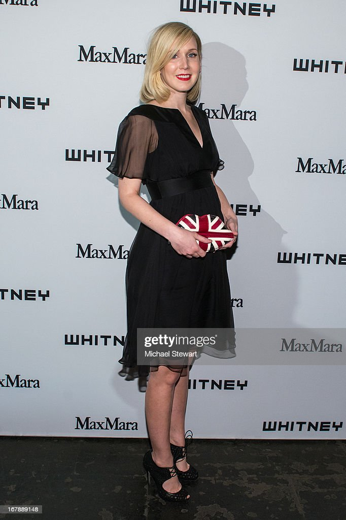 Jane Keltner de Valle attends the 2013 Whitney Art Party at Skylight at Moynihan Station on May 1, 2013 in New York City.